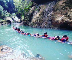 Paket Body Rafting Pangandaran