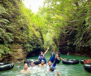 Paket Body Rafting Santirah Pangandaran