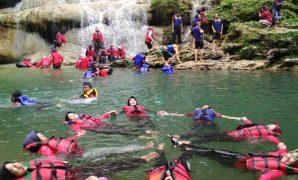 body rafting jojogan